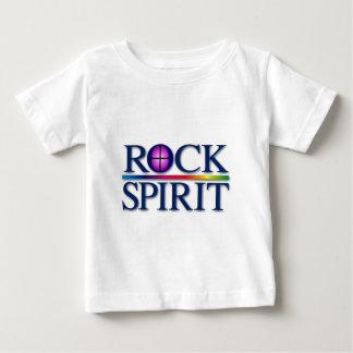 石の精神 ベビーTシャツ