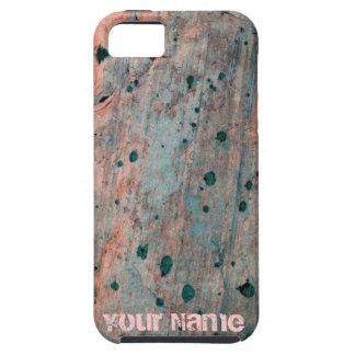 石の織り目加工iPhone5箱 iPhone SE/5/5s ケース
