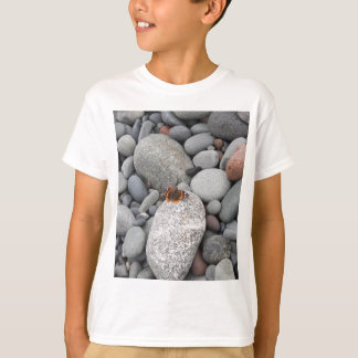 石の蝶 Tシャツ