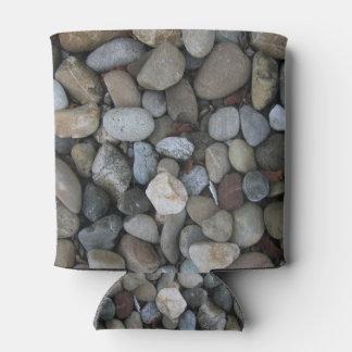石の質のテンプレート 缶クーラー