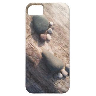 石の足跡 iPhone SE/5/5s ケース