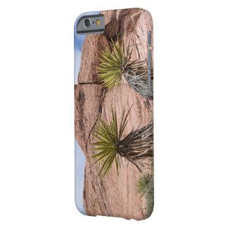 石の電話箱が付いているやし BARELY THERE iPhone 6 ケース