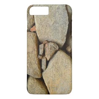 石のAlSamlagiのダムのTaifサウジアラビアの電話箱 iPhone 8 Plus/7 Plusケース