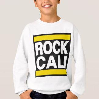 石のCaliの黄色 スウェットシャツ