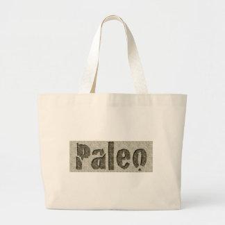 石のPaleo ラージトートバッグ