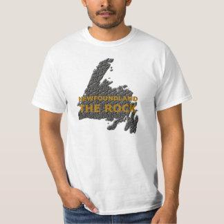 石ニューファウンドランド Tシャツ