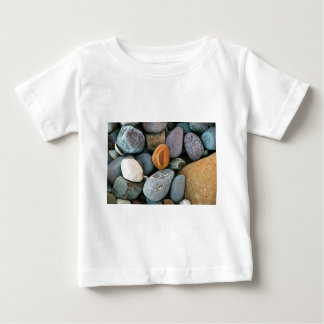 石パターン1 ベビーTシャツ
