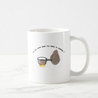 石何に臭いがします コーヒーマグカップ