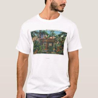 石切り場の農場、東の丘のマーク・トウェインの勉強 Tシャツ