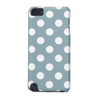 石切り場の青い水玉模様のIPodの箱 iPod Touch 5G ケース