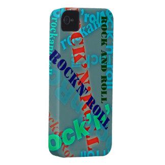 石及びロールタイポグラフィ Case-Mate iPhone 4 ケース