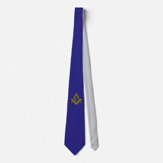 石大工のカスタムなタイ(青い) ネクタイ