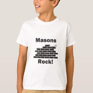 石大工の石 Tシャツ