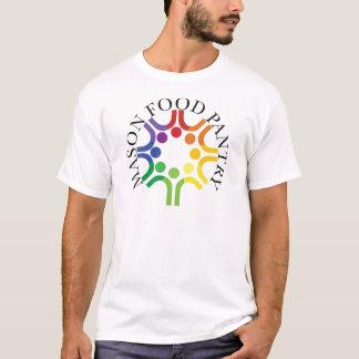 石大工の食糧食料貯蔵室の同情のファッション! Tシャツ