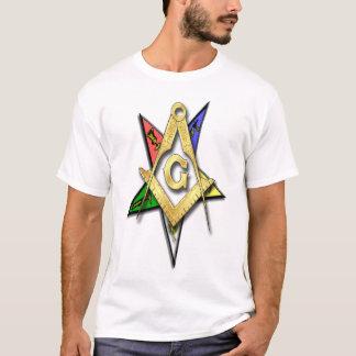 石大工及び東の星 Tシャツ