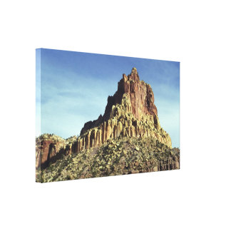 石山の頂上 キャンバスプリント