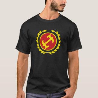 石工のロゴ Tシャツ