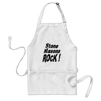 石工の石! エプロン