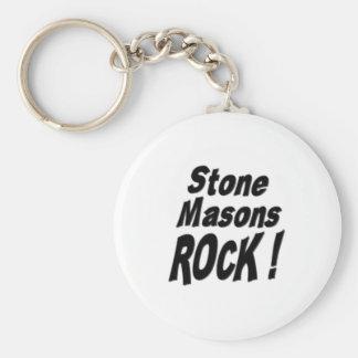 石工の石! Keychain キーホルダー