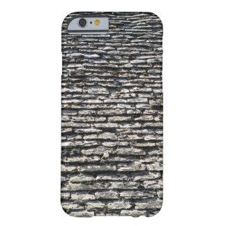 石板屋根のiPhoneの場合 Barely There iPhone 6 ケース