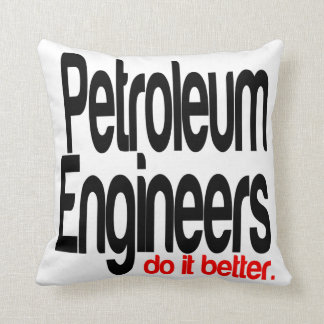 石油エンジニアそれはよくします クッション