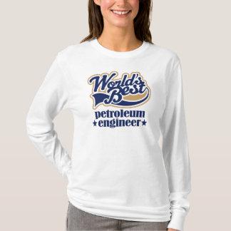 石油エンジニアのギフト Tシャツ