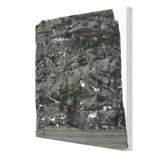 石炭 キャンバスプリント