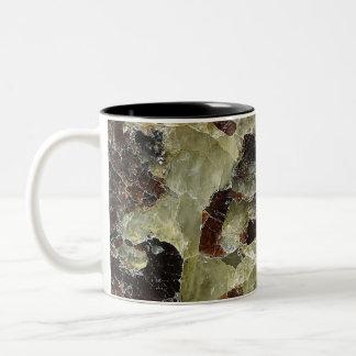 石造りのマグ ツートーンマグカップ