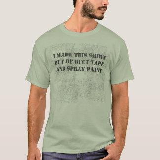 石造りのワイシャツ Tシャツ
