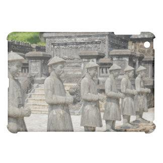石造りの墓彫像 iPad MINIケース