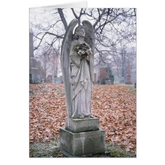 石造りの天使 カード