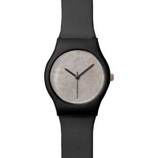 石造りの石の大理石のTravertineの自然の背景 腕時計