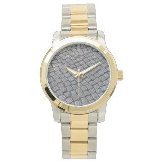 石造りの私道- Palanga、リスアニア 腕時計