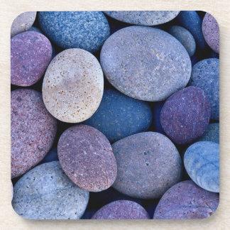 石造りの青石 コースター