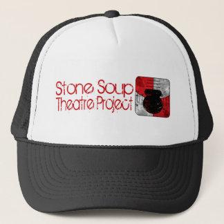 石造りスープトラック運転手の帽子 キャップ