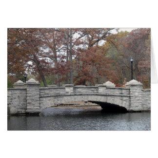石造り橋 カード