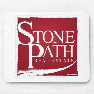 石造り道の不動産Apperal マウスパッド