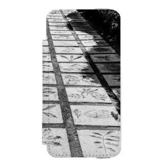 石造り道の細道 iPhone SE/5/5sウォレットケース