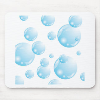 石鹸の泡 マウスパッド
