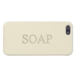石鹸の電話 iPhone 5 カバー