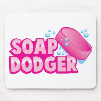 石鹸ドジャース マウスパッド