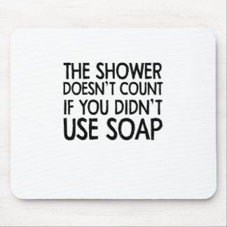石鹸 マウスパッド