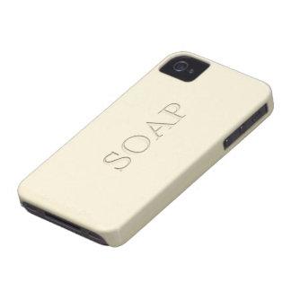 石鹸 iPhone 4 ケース