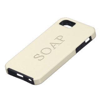 石鹸 iPhone 5 タフケース