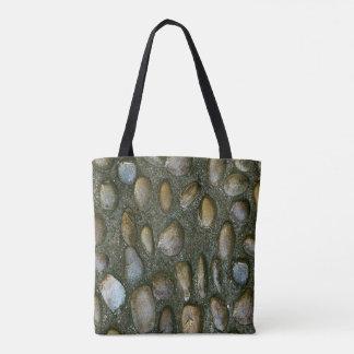 石 トートバッグ