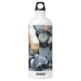 石、石および砂利 ウォーターボトル