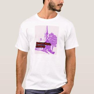 石nロール教会3 tシャツ