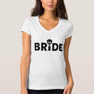 石Nロール花嫁 Tシャツ