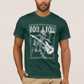 石Nロール骨組 Tシャツ