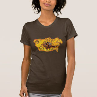 石nロールndnのカウボーイ tシャツ